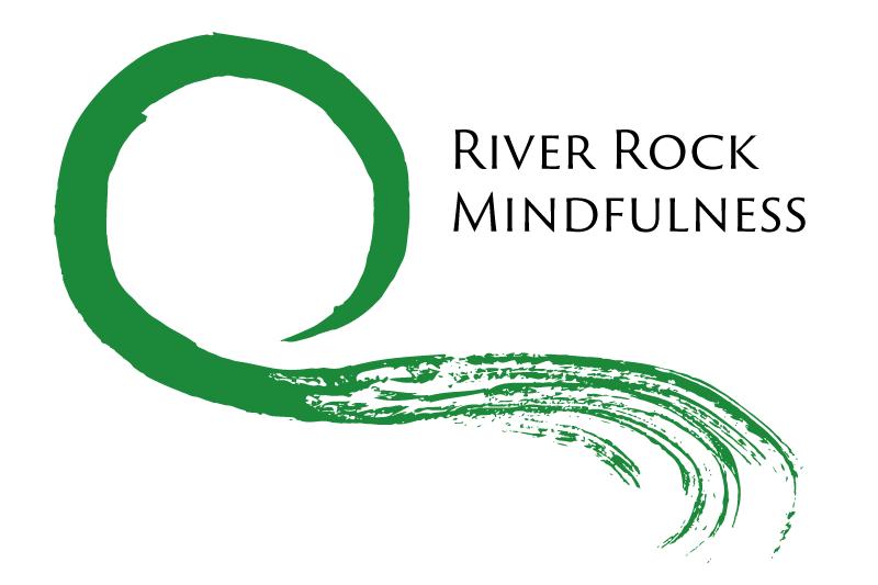 RiverRockMindfulnessLogo